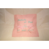 Coussin carr� personnalis�
