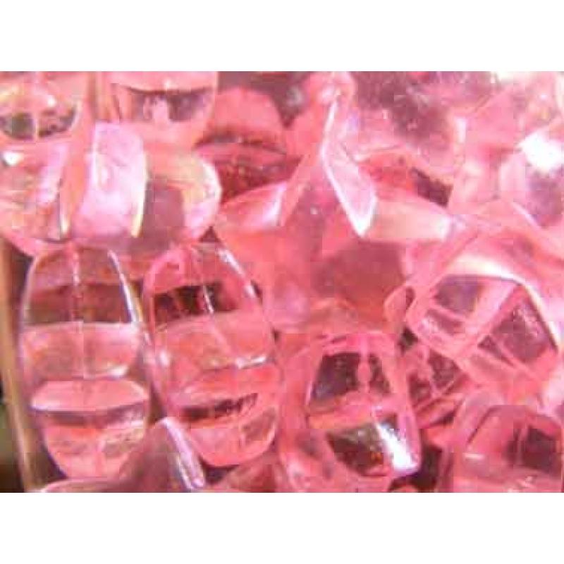 Blister de 100 ml de brillants en forme détoiles pour la décoration ...