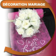 marque place - Décorations de mariage