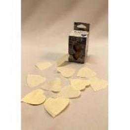 Confettis géants coeur