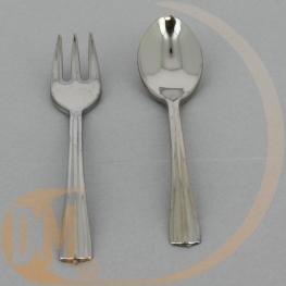 Mini fourchette ou cuillère