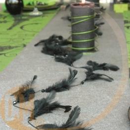 Guirlande plume