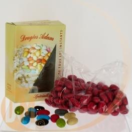 Dragée Pralissimo brillantes en boîte de 500g