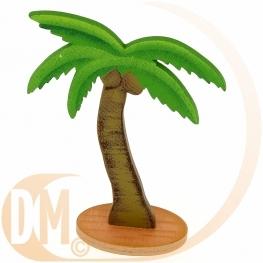 Centre de table palmier
