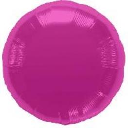Ballon mylar rond