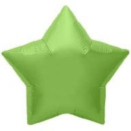 Ballon mylar étoile