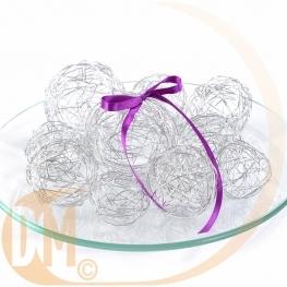 Assortiment boules métal