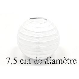 Lampion en papier 7,5cm