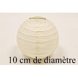 Lampion en papier 10cm