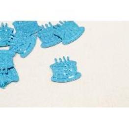 Confettis de table gateaux anniversaire