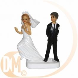 Couple de mariés ne t\\\'échappe pas