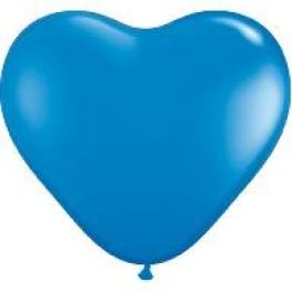 Ballon coeur par 10