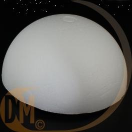 Demi sphere polystyrene