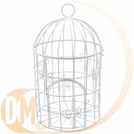 Tirelire cage