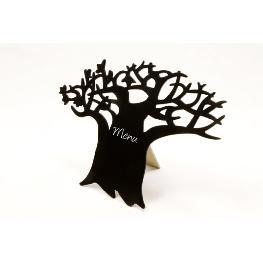 Baobab porte menu
