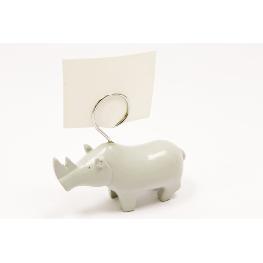 Rhinocéros Marque-place