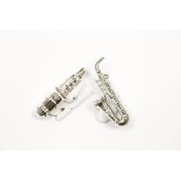 Saxophone sur pince (x6)