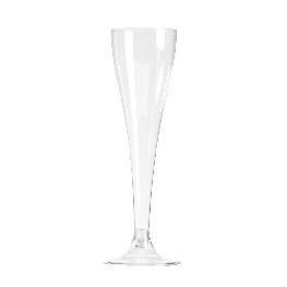 flutes champagne plastique 10 cl