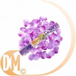 Canon à Confettis pétales de rose 40 cm