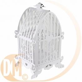 Urne cage � oiseaux