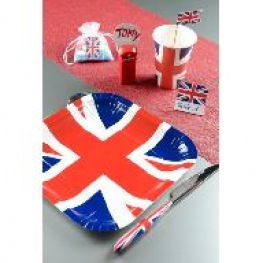 Assiettes Angleterre