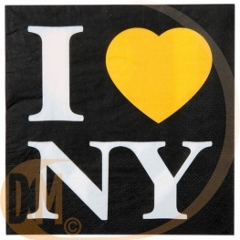 Serviette de table New york