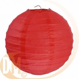 Lampion chinois en couleur 30cm (x2)