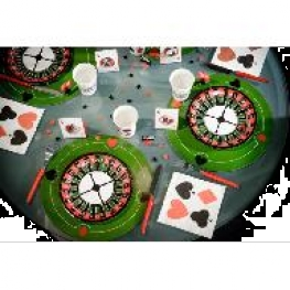 Set de table Poker