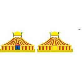 Centre de table Cirque \\\' Circus \\\'