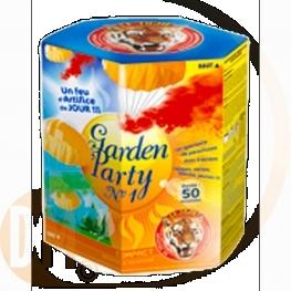 Feux de jour Garden party 1