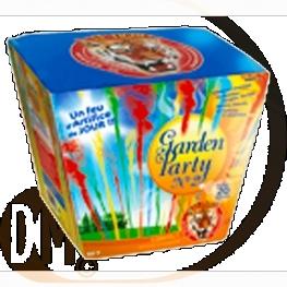 Feux de jour Garden party 2