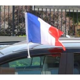 Drapeau France pour voiture