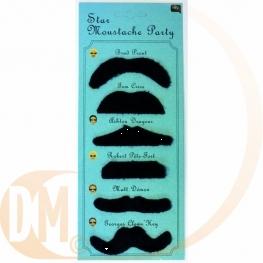 Moustache party