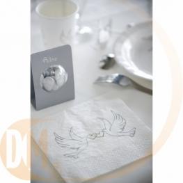 Serviette de table Colombes