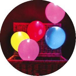 Ballons avec LED