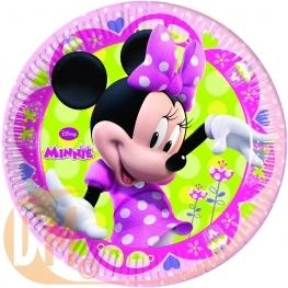 Assiette anniversaire Minnie