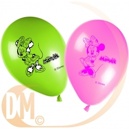 Ballon anniversaire Minnie
