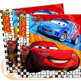 Serviette Cars