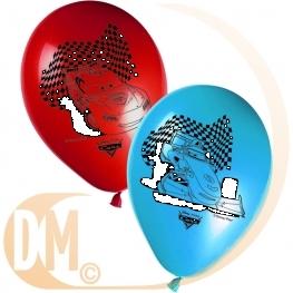 Ballon Cars x8