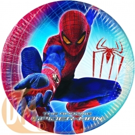 Assiette Spiderman amazing