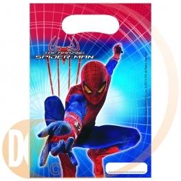 Sac cadeaux Spiderman x6