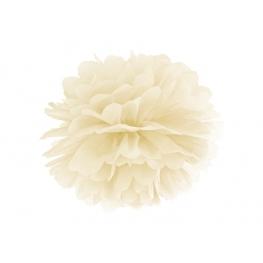 Fleur en papier 35 cm