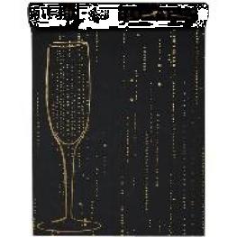 Chemin de table Champagne