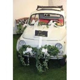 Kit de d�coration voiture mariage
