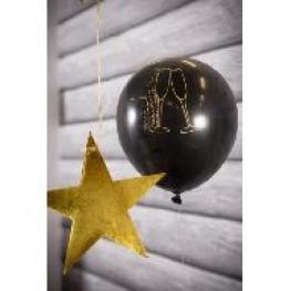 Ballon Champagne