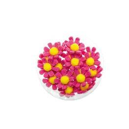 Boite 18 Fleurs Adhésives
