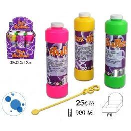 Flacon de liquide pour bulles