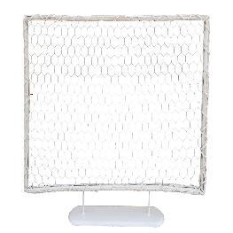 Cadre rectangulaire pour plan de table
