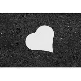 Etiquette Coeur