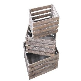 Cagettes en bois